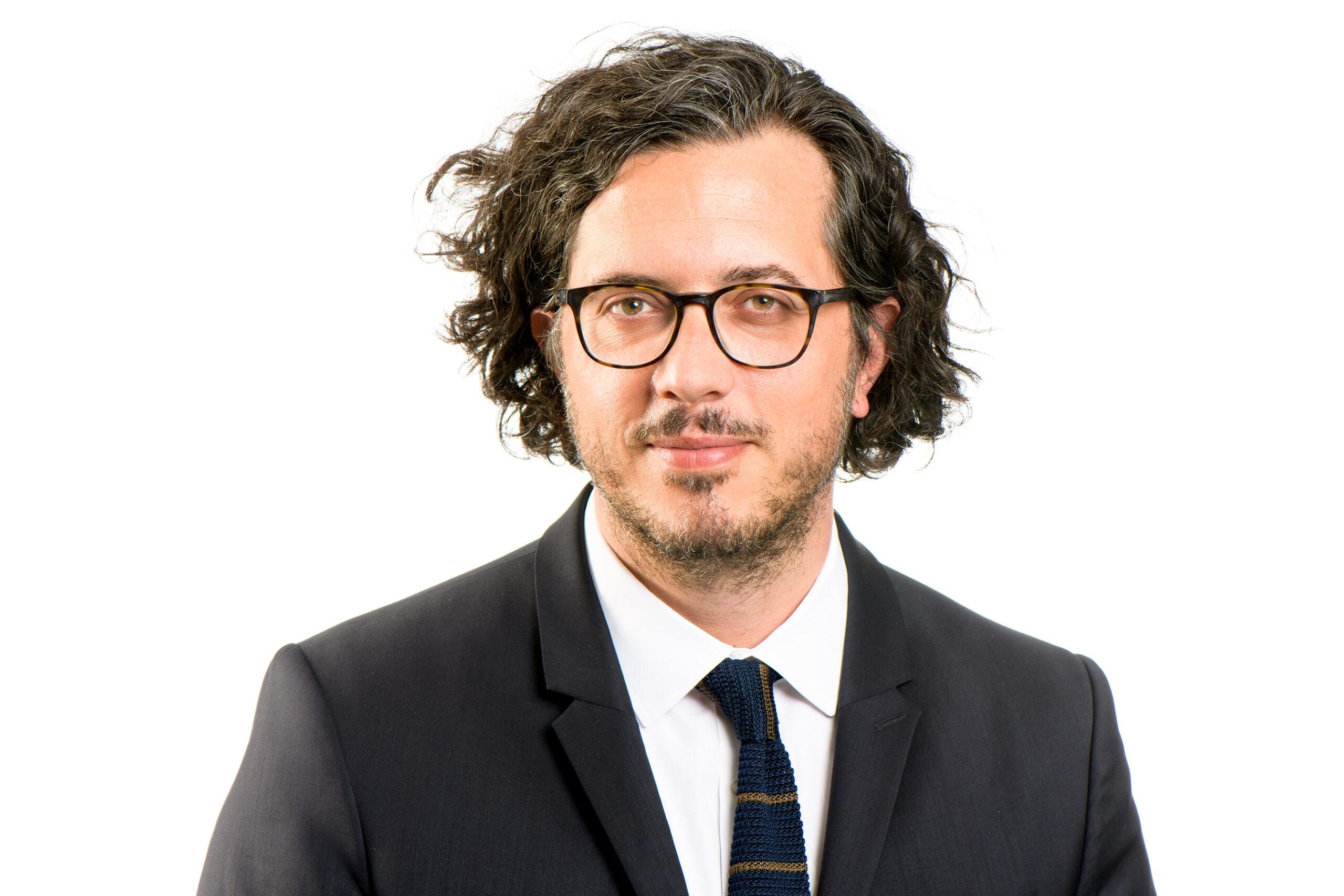 David Stärkle, Rechtsanwalt am IGE